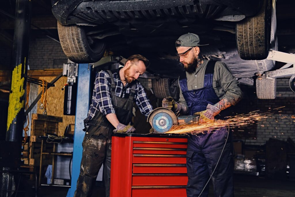 Collision Repair Myth - Graham Collision Blog