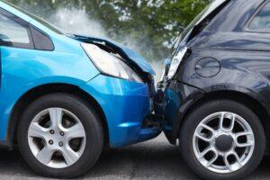 Read Collision Damaging Trunk Door