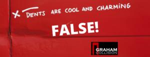 Fix Car Dents ASAP With Graham Collision